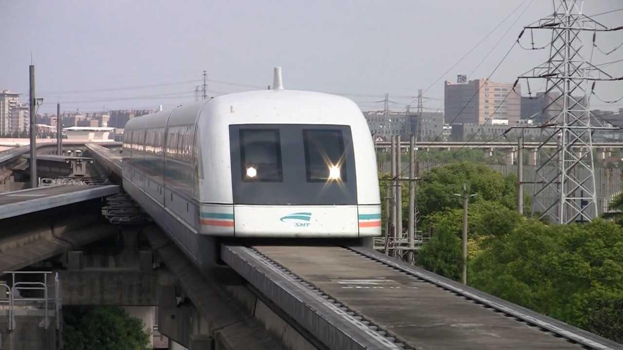 Transrapid China
