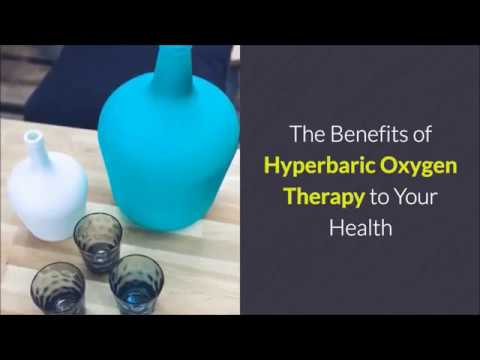 Learn Hyperbaric Oxygen Treatment And The Benefits To Your Health