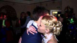 Танец родителей на свадьбе (Орехово-Зуево)