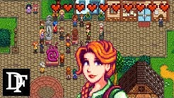 Leah All Heart Events Compilation! - Stardew Valley HD Gameplay
