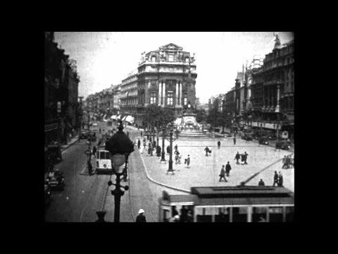Brussel / Bruxelles / Brussels 1929