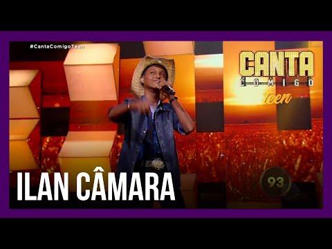 ILAN CÂMARA, O Vaqueirinho de luxo da Bahia canta sucesso de Chitâozinho e Xororó e levanta os 100 jurados na RECORD TV