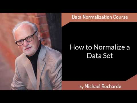 Simple Normalization