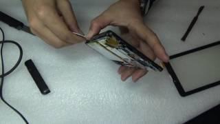 Замена тачскрина на планшете Texet X-Pad Hit 7 3g TM 7866