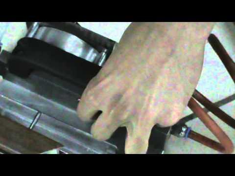 punzonatrice pneumatica panimac