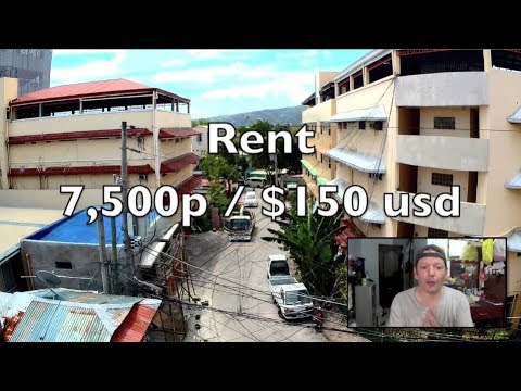 Philippines Living - Cost of Rent, Electric, Food, Water, Internet and more in Cebu City ✅