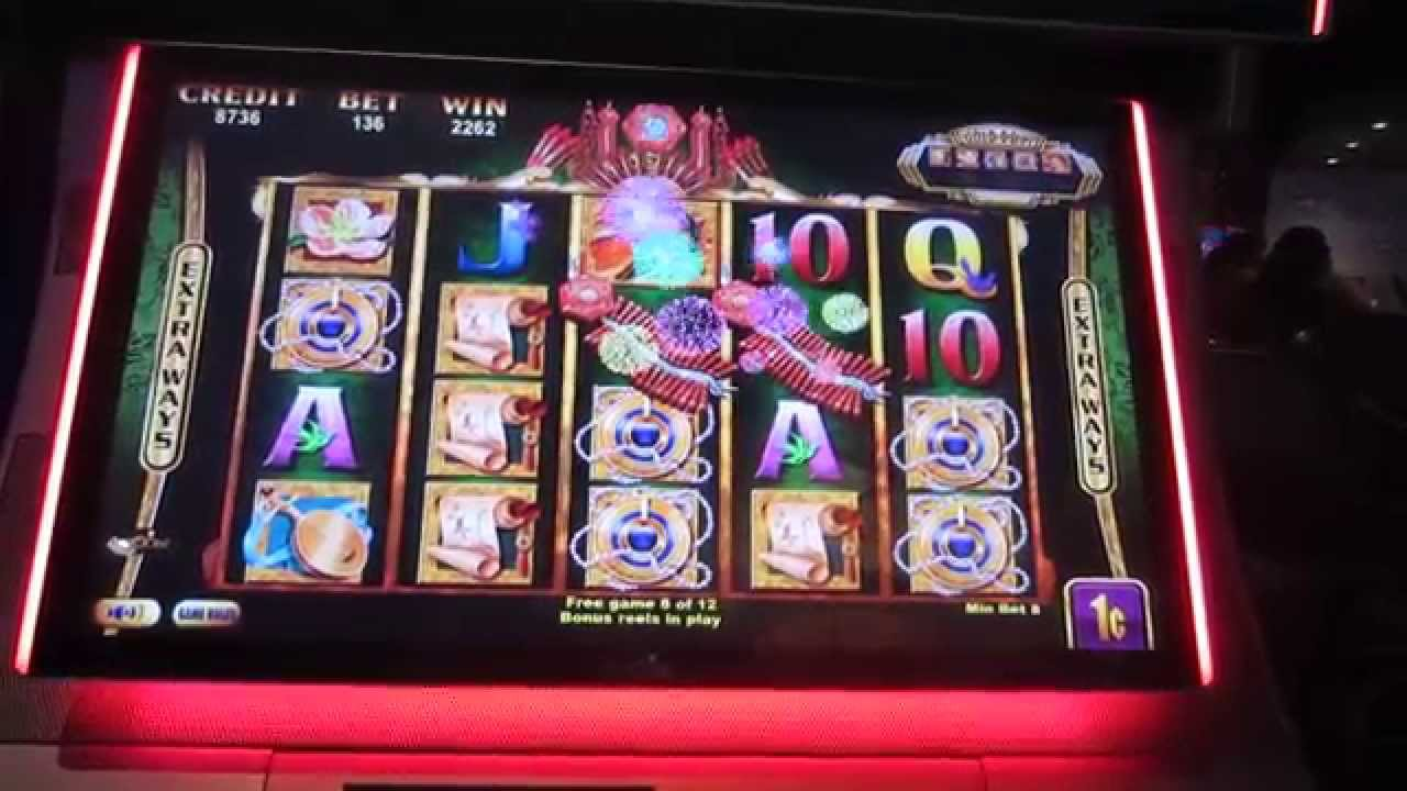 Slot Machine Boot Failed