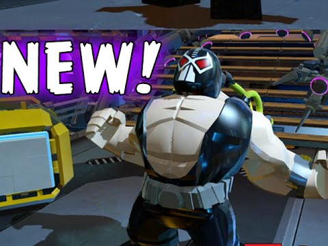 LEGO BATMAN 3 - BEYOND GOTHAM - NEW REVEALS! BANE ...