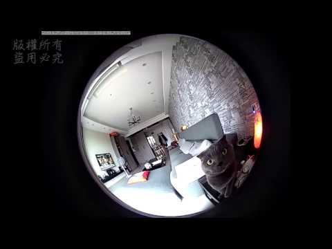【全景版】監視器 無線攝影機 APP遠端觀看 360度全景 WIFI攝影機 雙向對講 錄影回放 網路監控 HD8 HD7