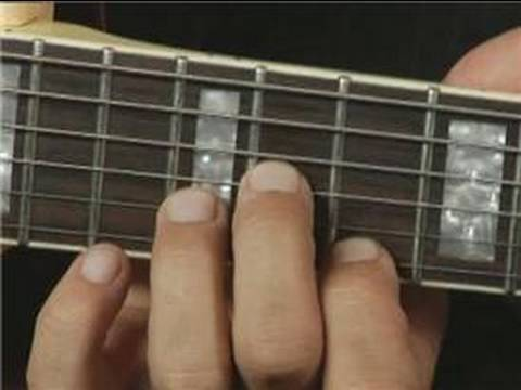 2nd Inversion of B Minor Guitar Chord on the Top Strings : Guitar ...
