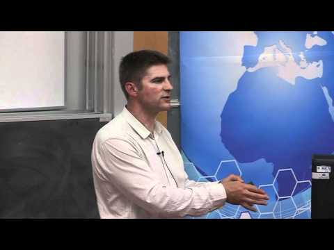 Dr Andy Kerr - Meeting the 21st Century Challenges of Climate Change and Energy Security