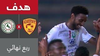 لاعب الأهلي يصنع هدفا رائعا ويقود الاتفاق لفوز قاتل على القادسية.. فيديو