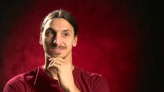 """Zlatan Ibrahimovic Exclusive Interview """"MESSI IS LIKE PLAYSTATION"""""""
