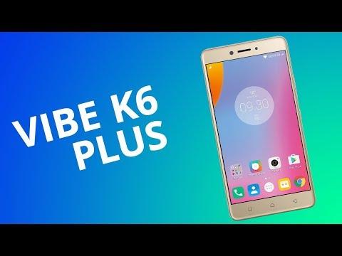 Lenovo Vibe K6 Plus [Análise / Review]