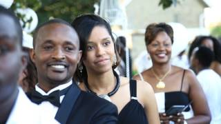 ALLAN KIUNA'S DAUGHTER MARRIES A WHITE GUY