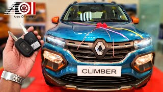 All New Renault Kwid Facelift AMT   On Road Price List   Mileage   Features   Interior   CLIMBER AMT