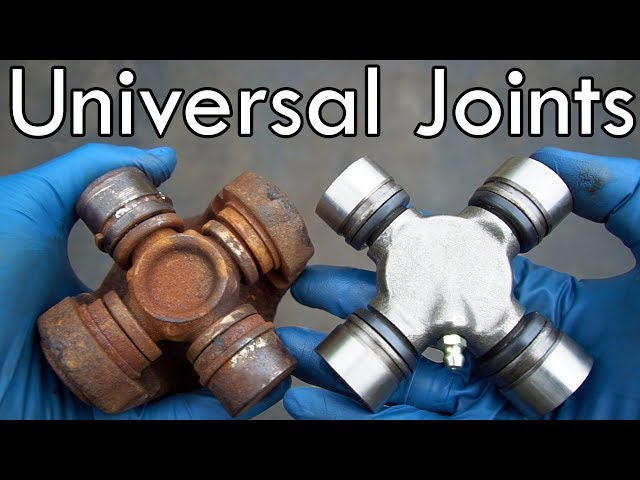 How to Diagnose and Replace Universal Joints (ULTIMATE Guide)