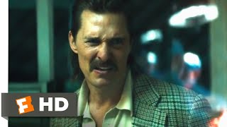 White Boy Rick (2018) - Rick Gets Shot Scene (5/10)   Movieclips