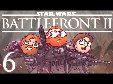 Star Wars Book Club Plays! - Star Wars Battlefront 2 Campaign Part 6
