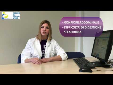 La dieta nei pazienti affetti da neoplasia del pancreas - Dott.ssa Elisa Bannone