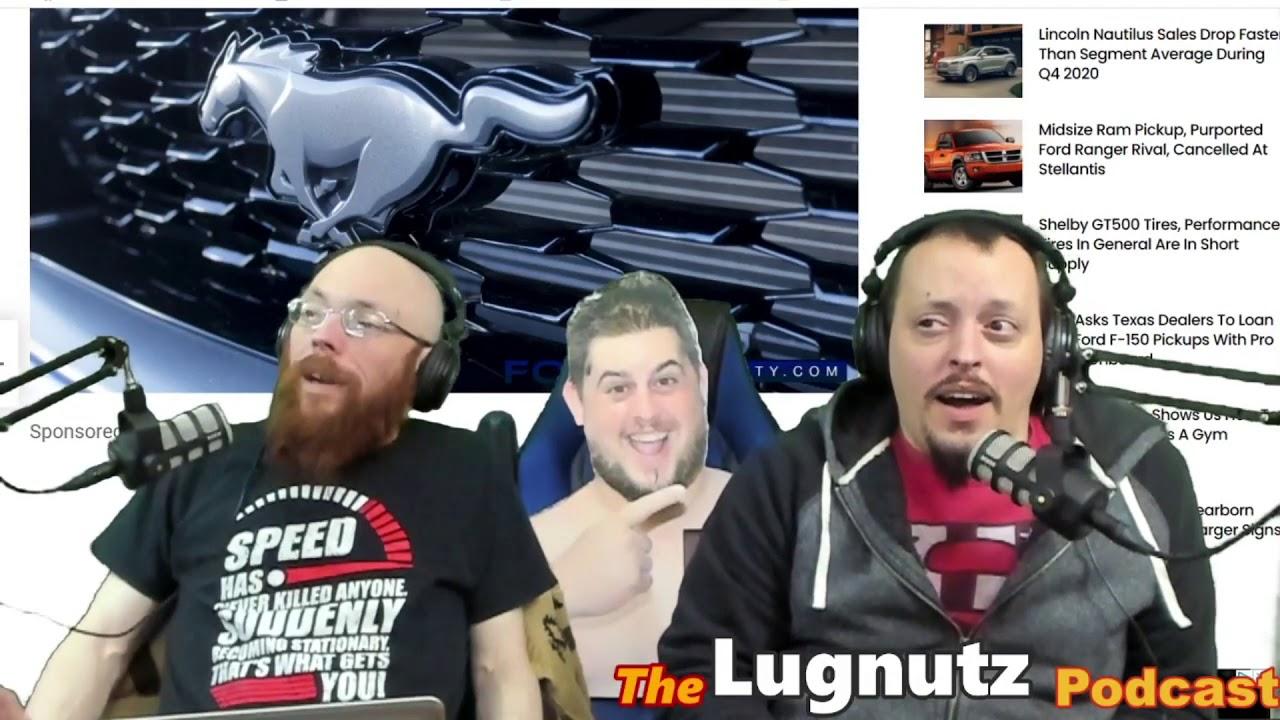 #199 Lugnutz Podcast: Cyberpunk Lancia McLaren Copy Machine