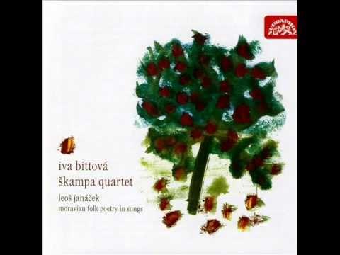 Leoš Janáček: Moravian Folk Poetry in Songs / Iva Bittová