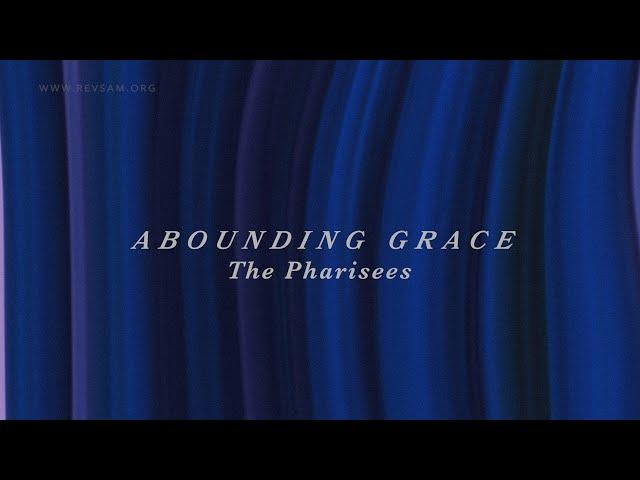 The Pharisees   Sam P. Chelladurai   Sunday Service   AFT Church  08-Nov-2020