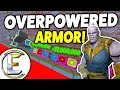 OVERPOWERED God Armor And Weapons - Gmod DarkRP Life (Nothing Can Beat Thanos!)