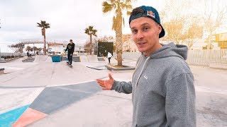 GAME OF SKATE V BARCELONĚ