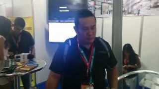 "Making Of ""Mall TV entrevista a Gran Mall Panama e"