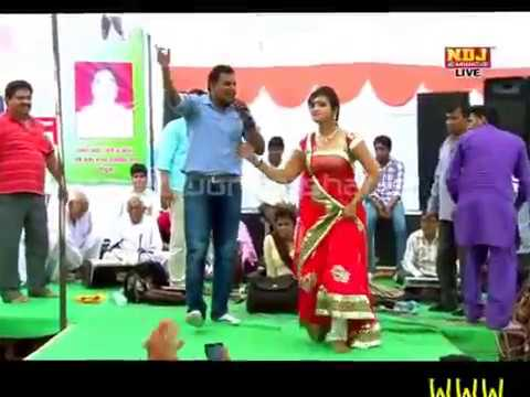 Haryanvi Superhit DJ Song Dance- Hai Nachan Aali Singer Mukesh Foji