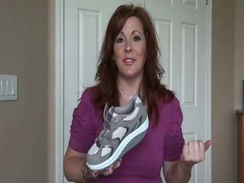 61026f1c62c Skechers Shape-ups review - YouTube