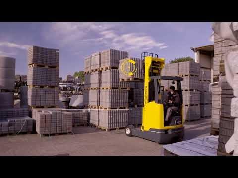 ETV C: dos vehículos en uno para operaciones interiores y exteriores