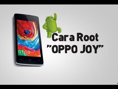 Cara Root Oppo Joy - ViYoutube