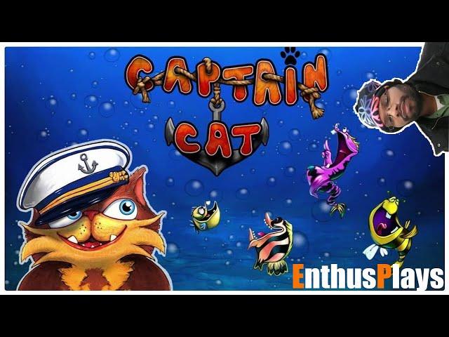 Captain Cat (Switch) - EnthusPlays | GameEnthus