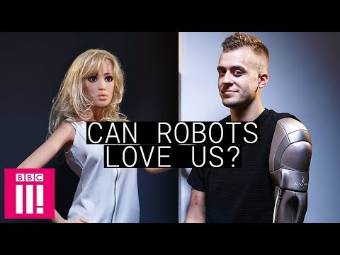 Can Robots Love Us?