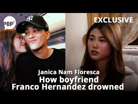 Hashtag Franco's girlfriend recounts how he drowned