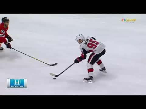 Ottawa Senators vs Chicago Blackhawks - February 21, 2018 | Game Highlights | NHL 2017/18