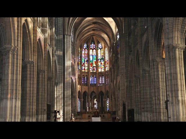 3 minutes d'art - La basilique de Saint-Denis