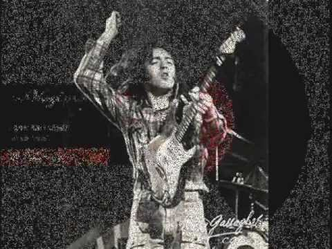 Rory Gallagher - Just A Little Bit - Solos