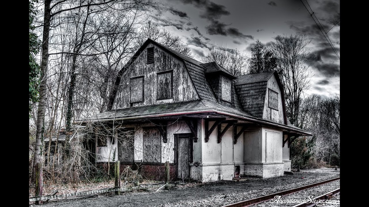 Urban Exploration Abandoned Pennsylvania Railroad