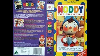 Download lagu Start and End of Noddy the Champion VHS (Monday 4th March 1996)