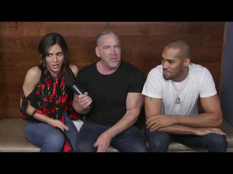 Camila Banus and Lamon Archey   Day of Days 2017 Days of our Lives