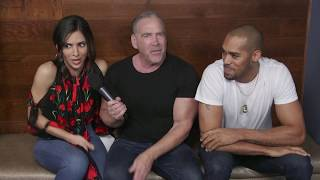 Camila Banus and Lamon Archey Interview - Day of Days 2017 (Days of our Lives)