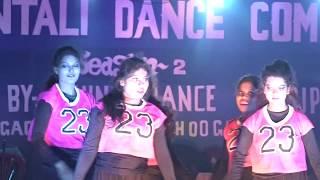 A GATE DULAR GATE - MODERN SANTALI DANCE COMPETITION 2017 KHAMARGACHI,HOOGHLY