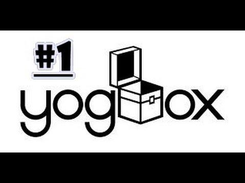 Minecraft Yog Box-Bölüm 1-Toki yapcam Buraya