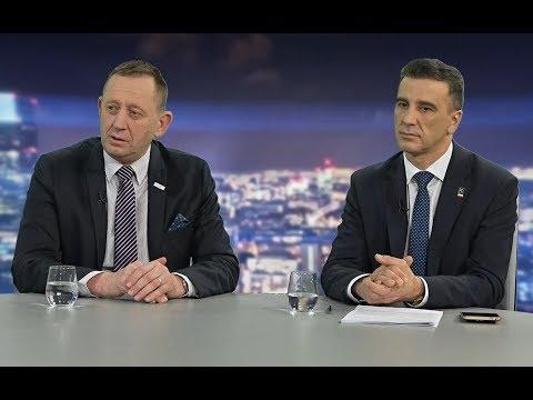 JAKA JEST NAPRAWDĘ SYTUACJA ROLNIKÓW? Jarosław Sachajko i Robert Telus