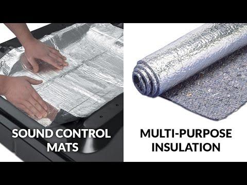 Lmc Truck Sound Control Mat Multi