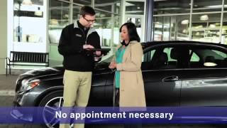 Mercedes Benz Premier Express Service