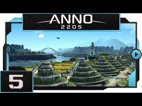 Anno 2205 - #05 - Vitamin Delivery!